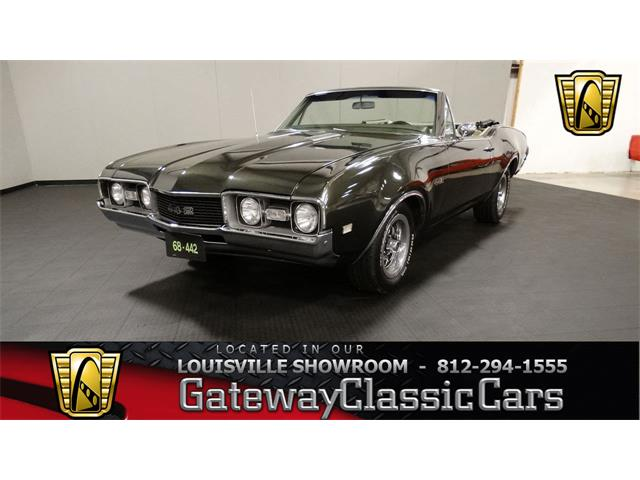 Picture of 1968 Cutlass - OIGU