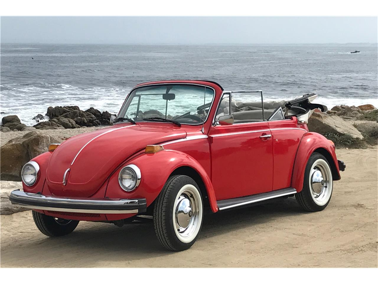 Large Picture of 1978 Super Beetle Auction Vehicle Offered by Barrett-Jackson - OIH0