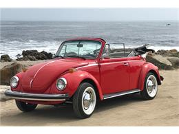 Picture of 1978 Volkswagen Super Beetle Offered by Barrett-Jackson - OIH0