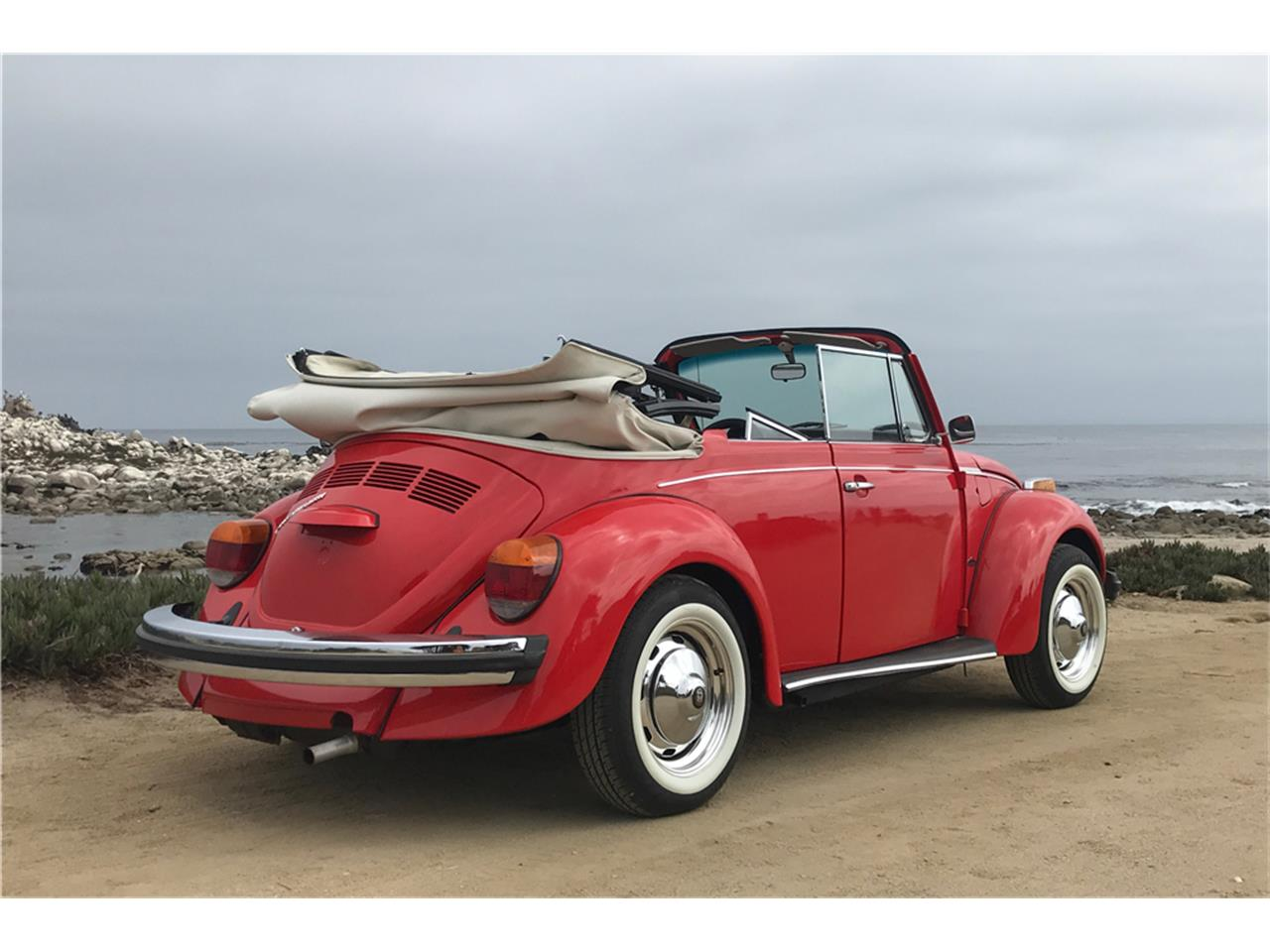 Large Picture of '78 Volkswagen Super Beetle Auction Vehicle - OIH0
