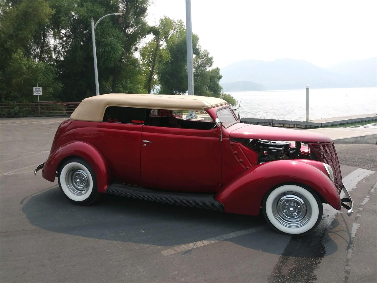Large Picture of Classic 1937 Roadster located in Clearlake California - $18,000.00 - OFNP