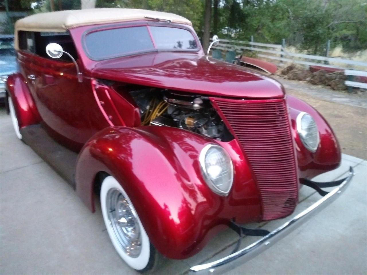 Large Picture of 1937 Ford Roadster - $18,000.00 Offered by a Private Seller - OFNP