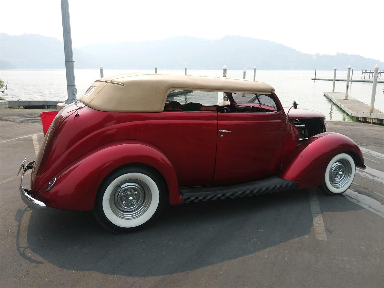 Large Picture of '37 Roadster - OFNP