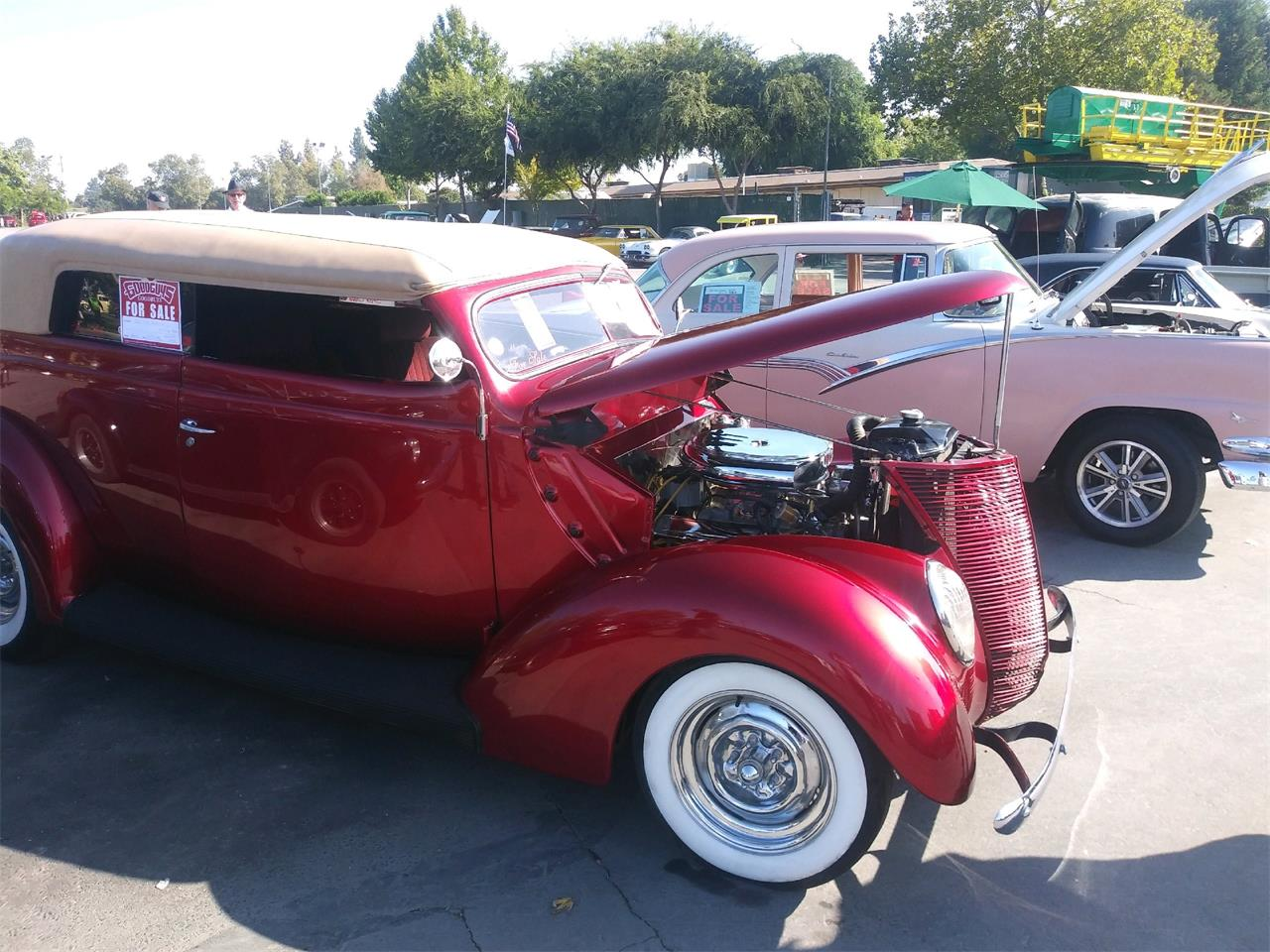 Large Picture of Classic '37 Ford Roadster - $18,000.00 - OFNP