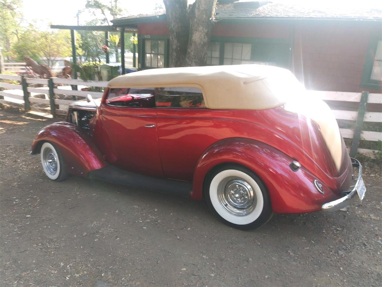 Large Picture of '37 Ford Roadster located in Clearlake California - $18,000.00 - OFNP