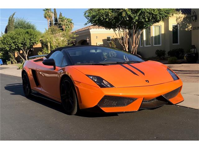 Picture of '13 Gallardo Auction Vehicle - OII8