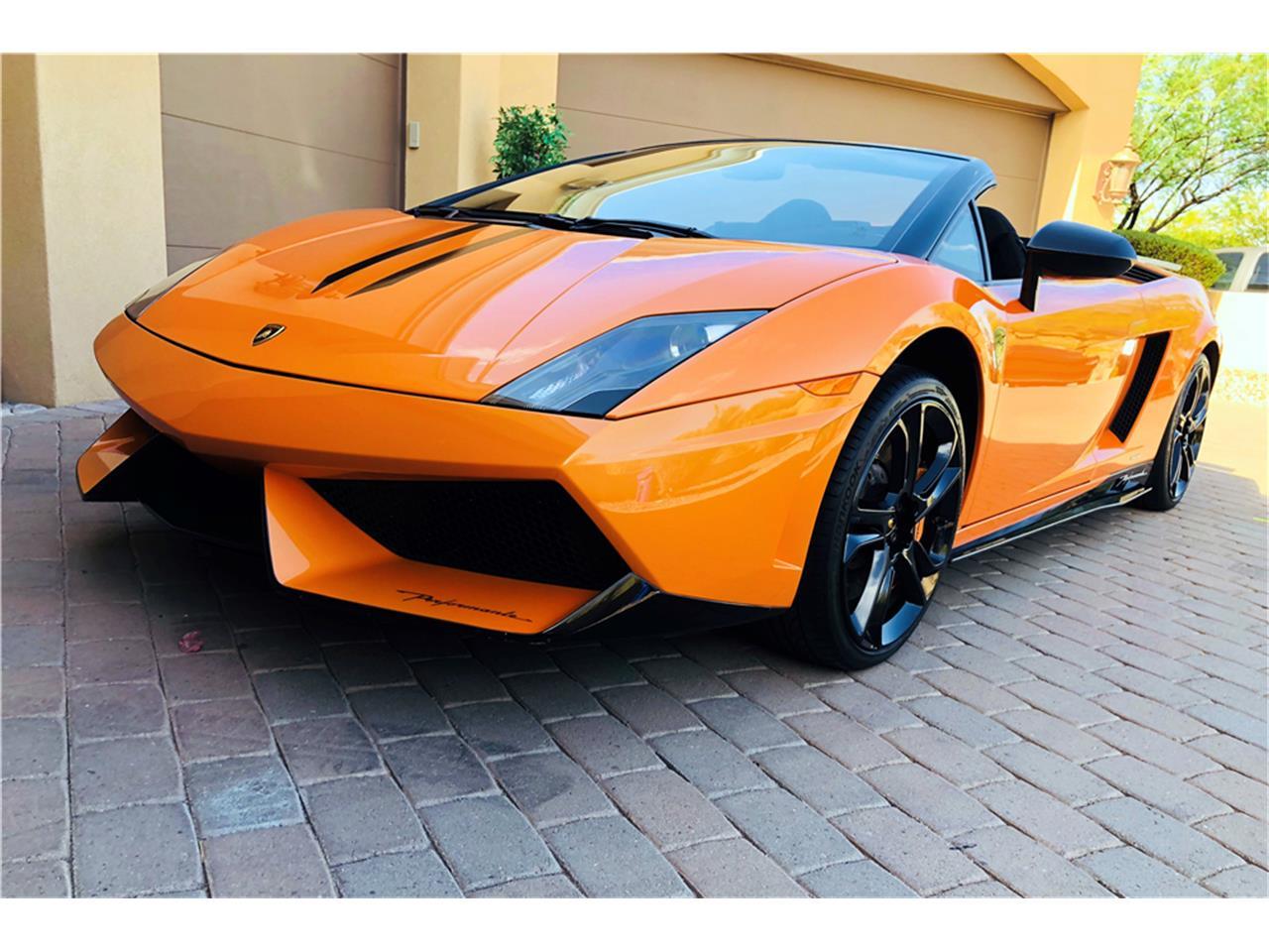 2013 Lamborghini Gallardo For Sale Classiccars Com Cc 1143728