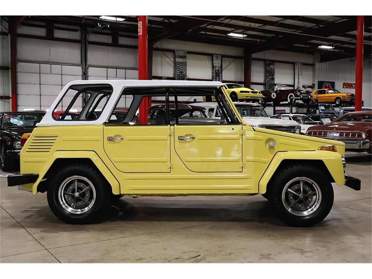 Large Picture of '73 Volkswagen Thing located in Kentwood Michigan - $10,900.00 - OIIQ