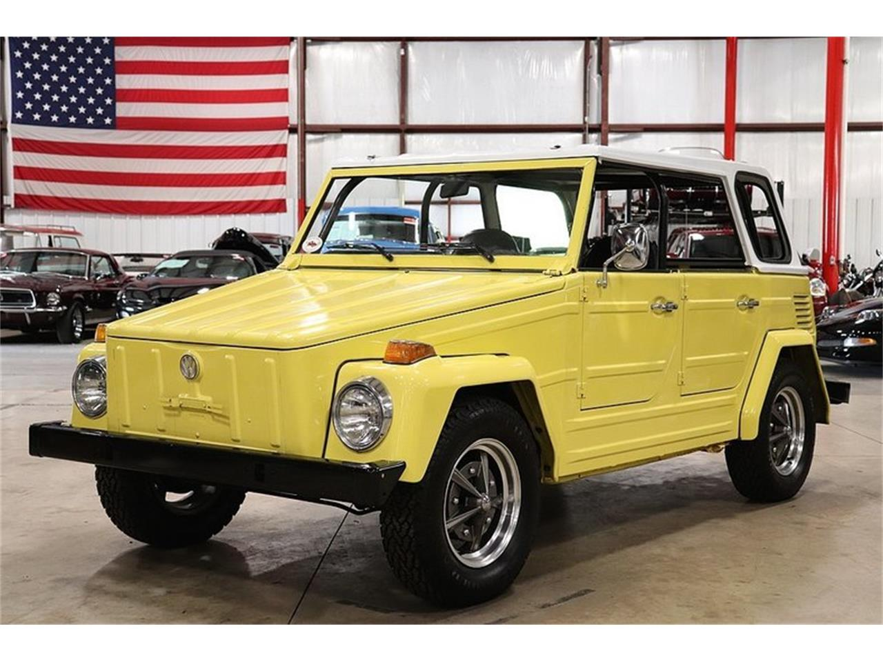 Large Picture of 1973 Volkswagen Thing - $10,900.00 Offered by GR Auto Gallery - OIIQ