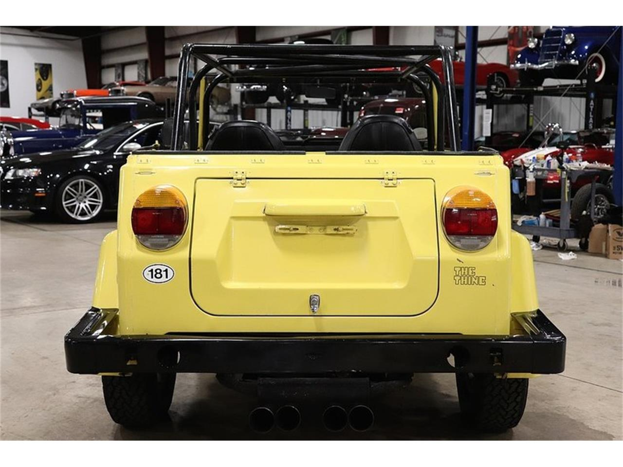 Large Picture of 1973 Volkswagen Thing located in Michigan - $10,900.00 Offered by GR Auto Gallery - OIIQ