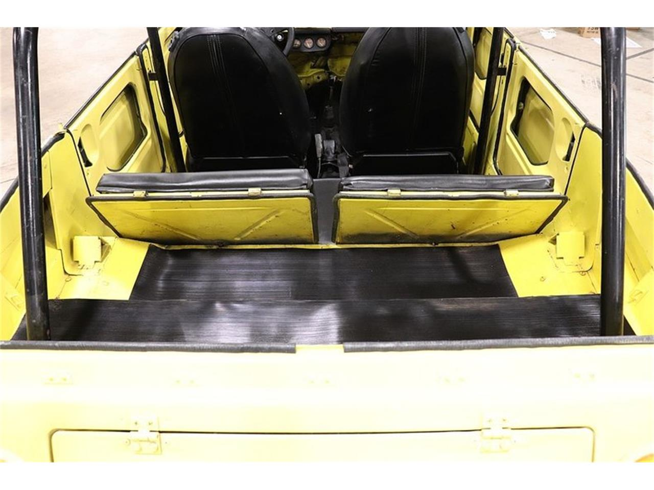 Large Picture of Classic '73 Volkswagen Thing located in Michigan - $10,900.00 Offered by GR Auto Gallery - OIIQ