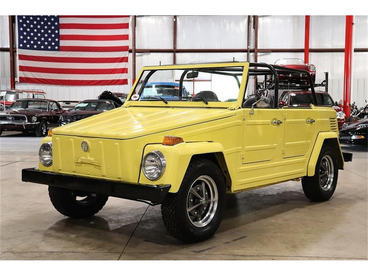 Large Picture of Classic 1973 Volkswagen Thing located in Kentwood Michigan - $10,900.00 - OIIQ