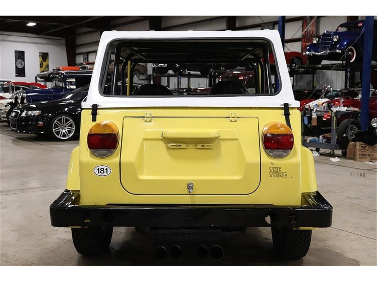 Large Picture of Classic 1973 Volkswagen Thing located in Michigan - $10,900.00 Offered by GR Auto Gallery - OIIQ