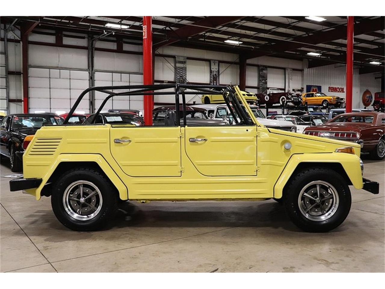 Large Picture of Classic 1973 Volkswagen Thing Offered by GR Auto Gallery - OIIQ