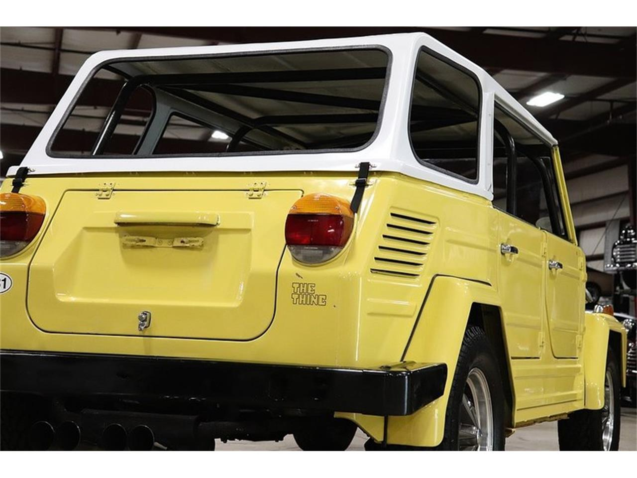 Large Picture of Classic 1973 Volkswagen Thing - $10,900.00 Offered by GR Auto Gallery - OIIQ