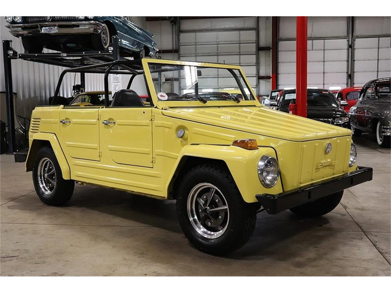 Large Picture of 1973 Volkswagen Thing located in Michigan Offered by GR Auto Gallery - OIIQ