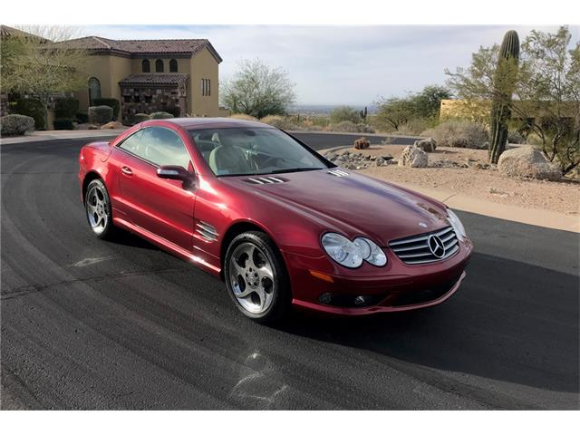 Picture of '04 SL500 - OIIW