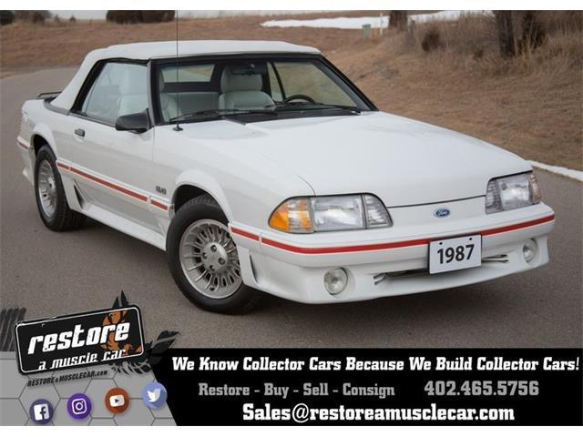 Picture of '87 Mustang - OFX4