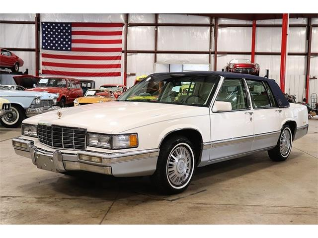 1992 Cadillac DeVille For Sale On ClassicCars