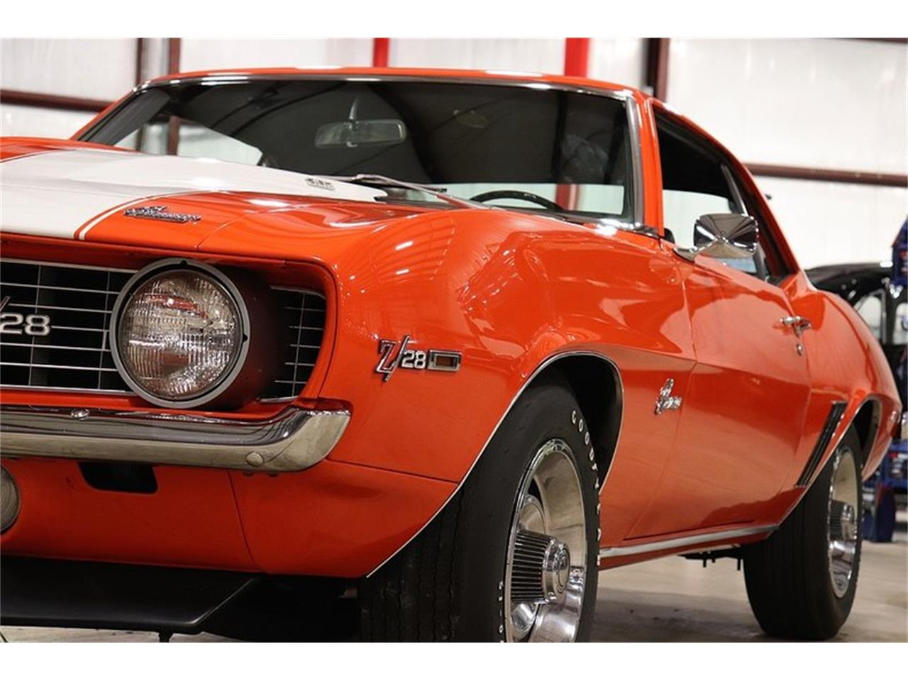 Large Picture of '69 Camaro - OIJG