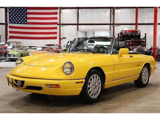 Picture of 1992 Alfa Romeo Spider located in Michigan Offered by  - OIJM
