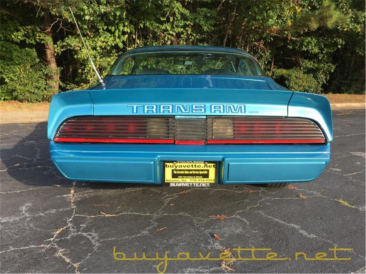Large Picture of '79 Firebird - $24,999.00 Offered by Buyavette - OIK2