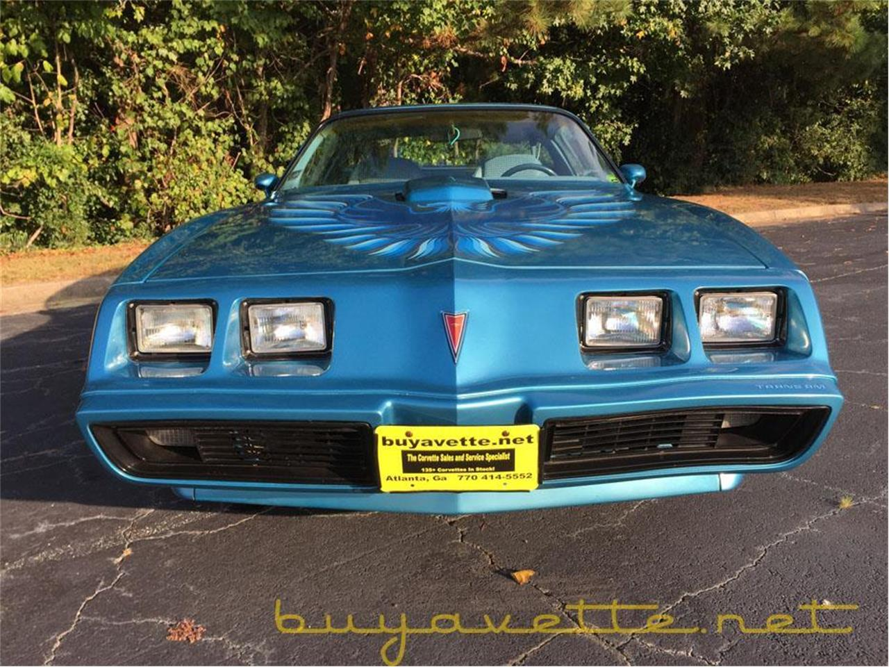 Large Picture of '79 Pontiac Firebird - $24,999.00 Offered by Buyavette - OIK2