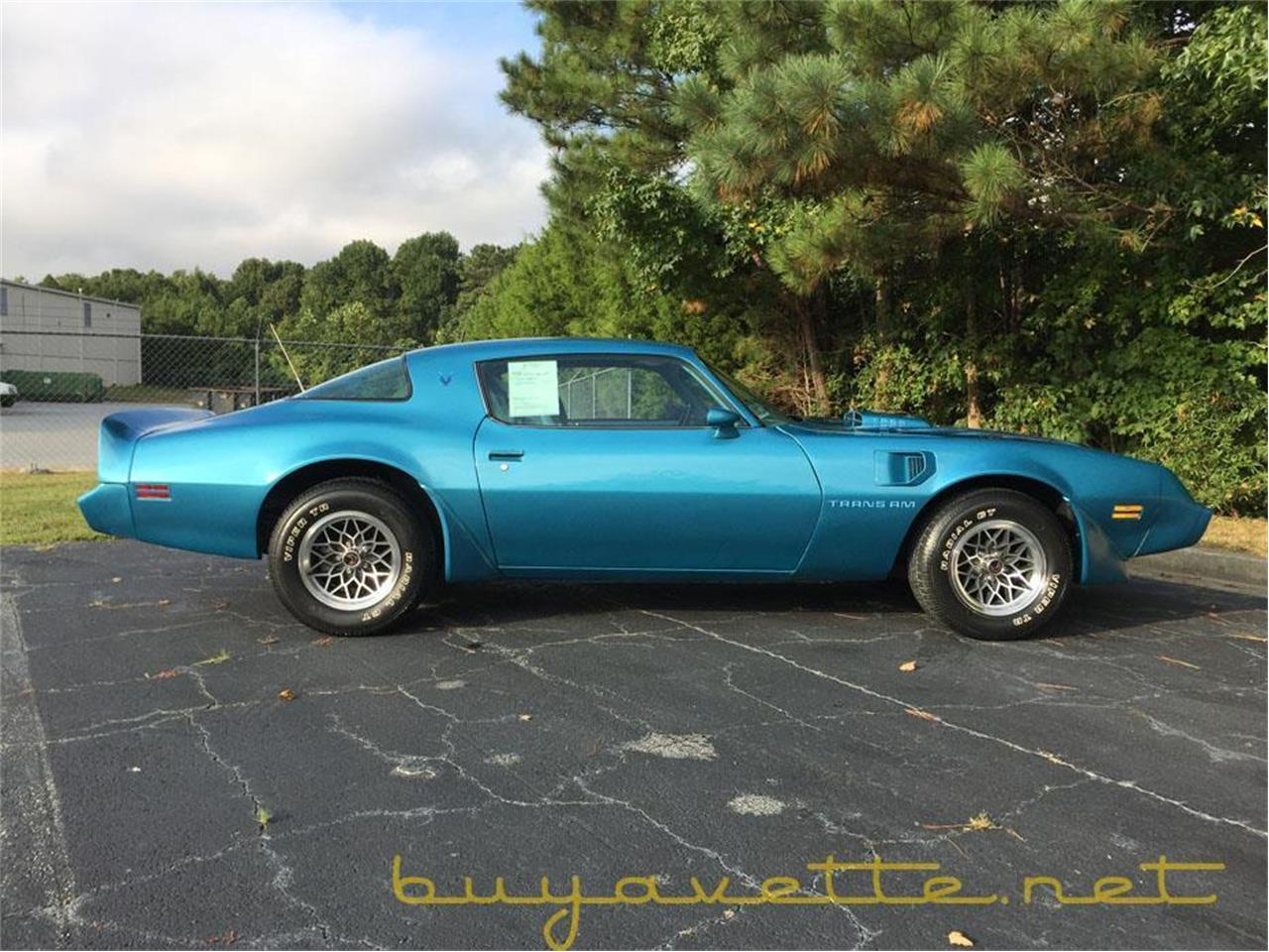 Large Picture of 1979 Pontiac Firebird Offered by Buyavette - OIK2