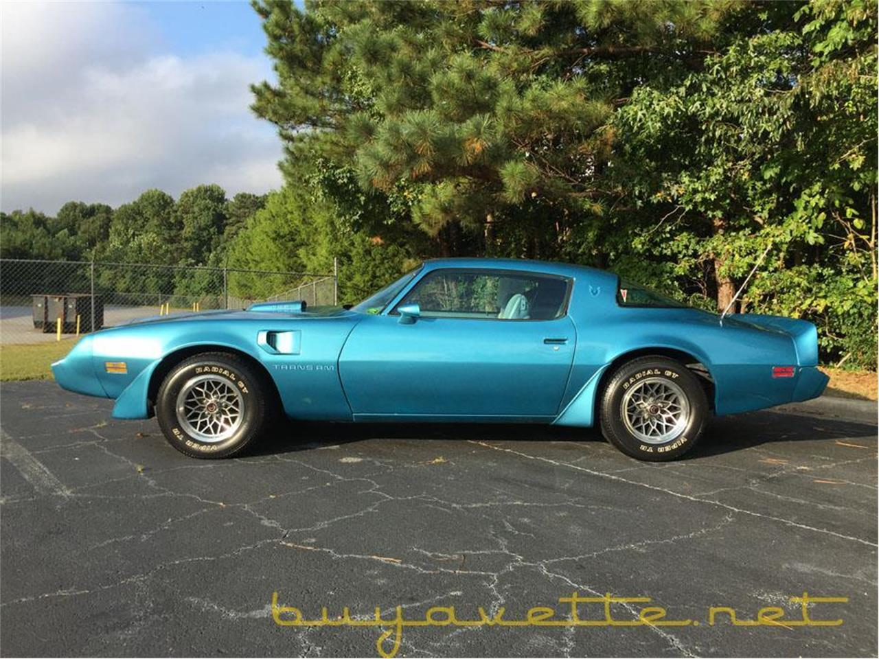 Large Picture of '79 Pontiac Firebird located in Georgia Offered by Buyavette - OIK2