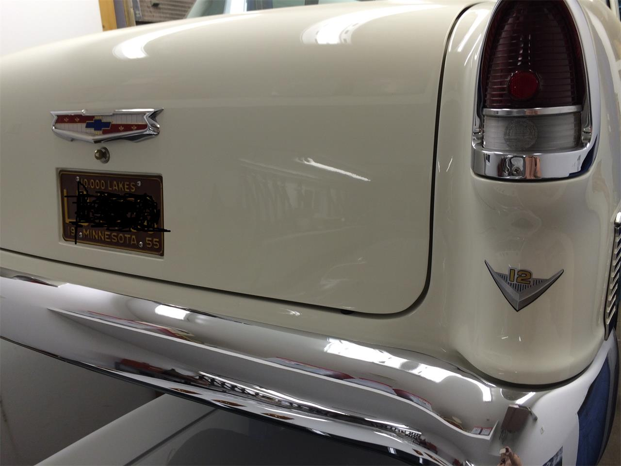 Large Picture of '55 Bel Air - OFNQ