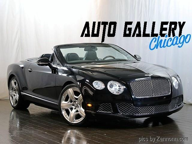 Picture of '12 Bentley Continental GTC - OIKB