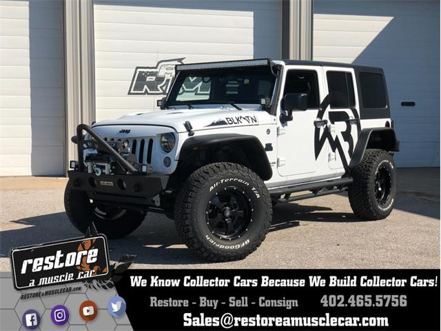 Picture of '17 Wrangler Auction Vehicle - OIKC