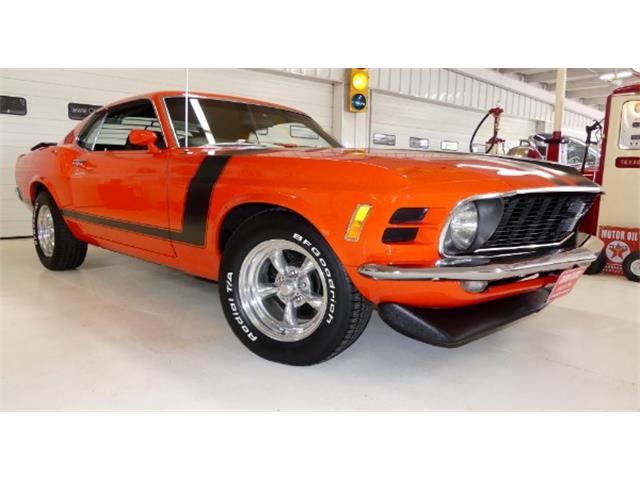 Picture of '70 Mustang - OIKI