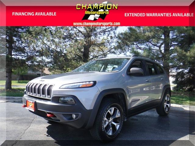 Picture of 2015 Cherokee located in Crestwood Illinois - $25,900.00 Offered by  - OIKJ