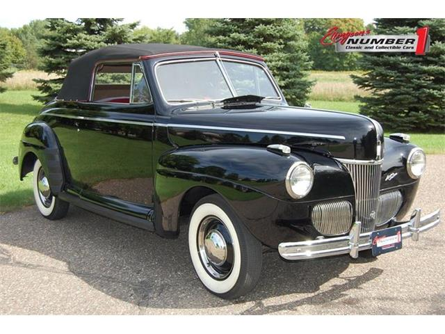 Picture of Classic 1941 Ford Super Deluxe located in Minnesota - $39,995.00 - OIKK