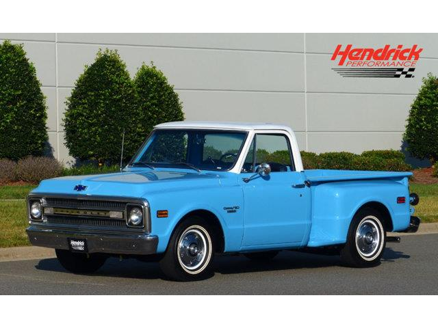 Picture of '69 C10 - OIKY