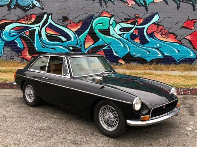 Picture of Classic '71 MGB located in Los Angeles California - $8,250.00 Offered by  - OILC