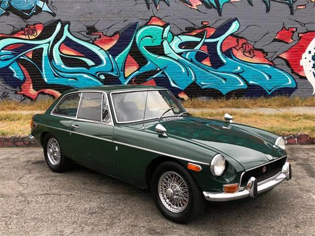 Picture of '70 MGB - OILD