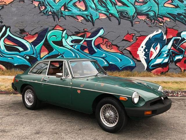 Picture of '74 MGB - OILH