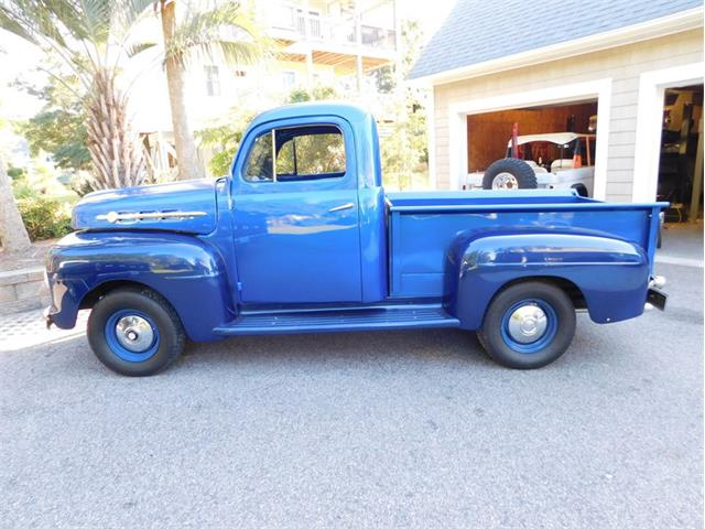 Picture of 1952 F100 located in Greensboro North Carolina Auction Vehicle Offered by  - OIM6