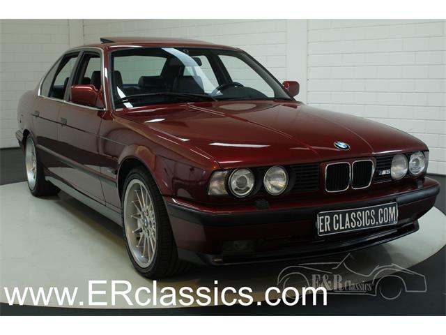 Picture of 1992 BMW M5 Offered by  - OIN5