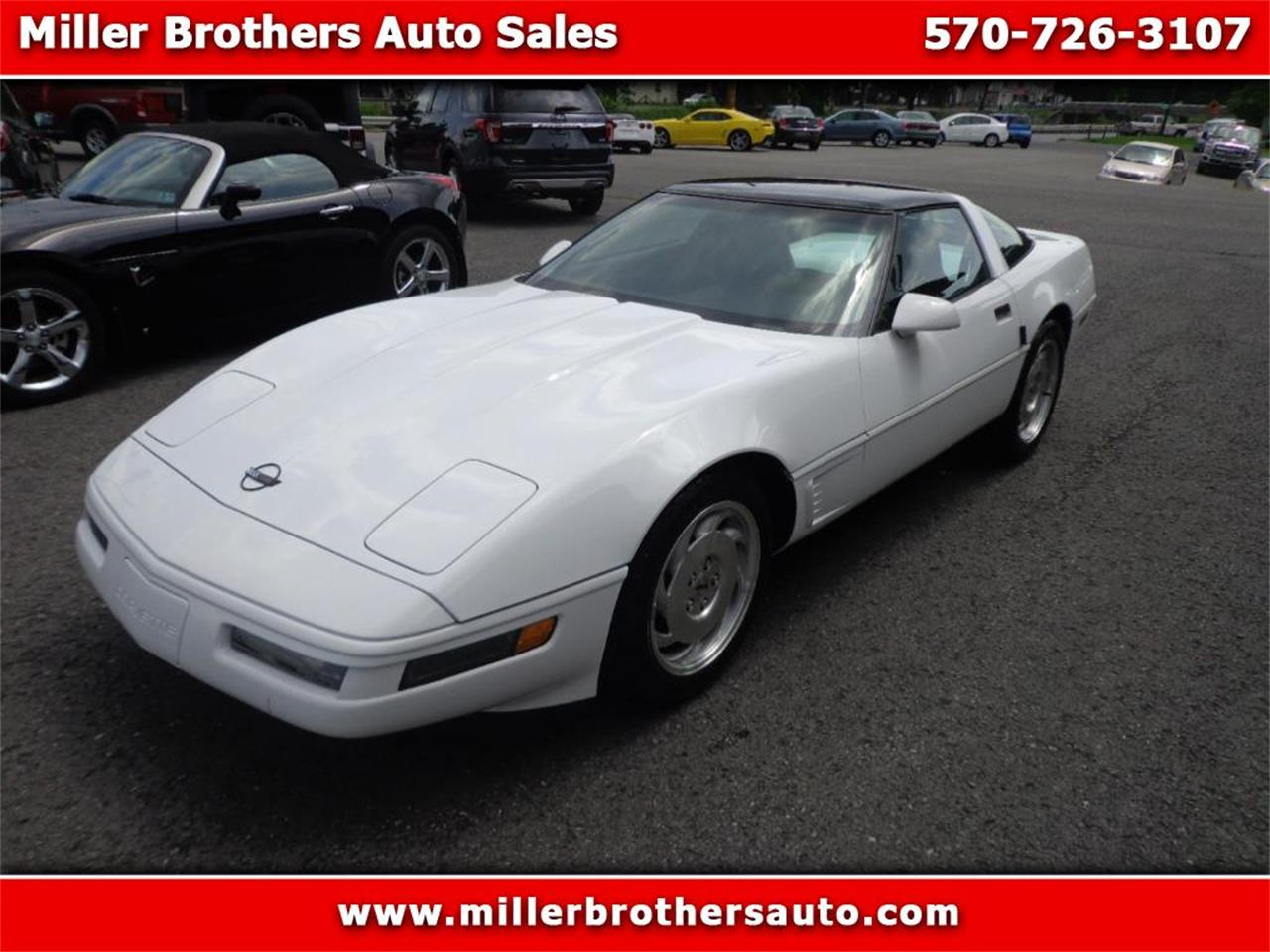 Large Picture of '96 Chevrolet Corvette located in MILL HALL Pennsylvania Auction Vehicle - OINA