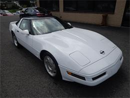 Picture of '96 Chevrolet Corvette located in Pennsylvania Auction Vehicle - OINA