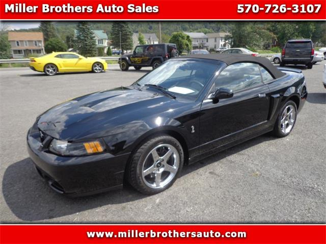 Picture of '03 Mustang Cobra - OINF