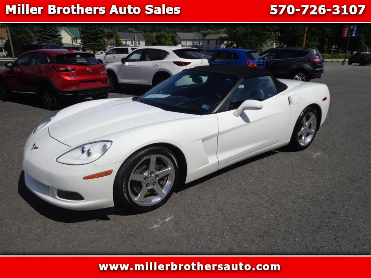 2005 Corvette For Sale >> 2005 Chevrolet Corvette For Sale Classiccars Com Cc 1143917