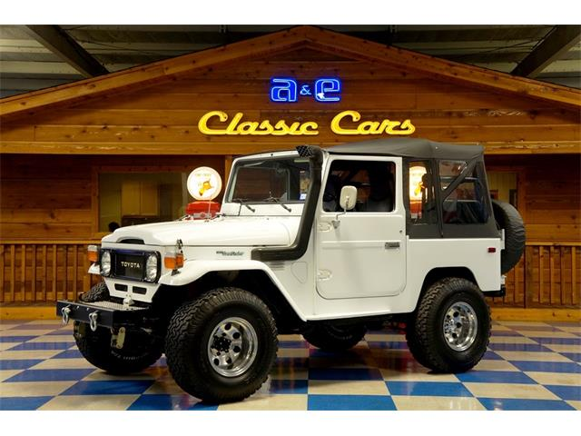 Picture of '80 Toyota Land Cruiser FJ40 located in New Braunfels Texas Offered by  - OINI