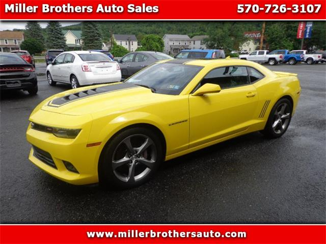 Picture of '14 Camaro SS - OINL