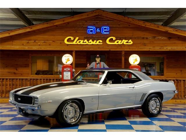 Picture of Classic '69 Chevrolet Camaro located in Texas - $49,900.00 Offered by  - OINS