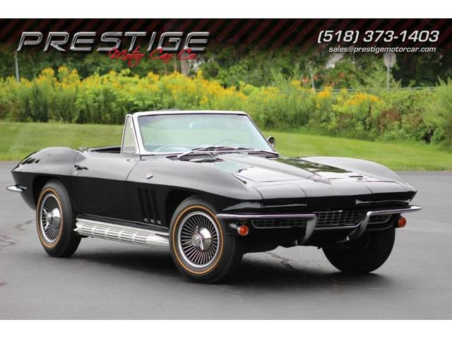 Picture of Classic 1966 Corvette located in New York - $67,500.00 - OFXM