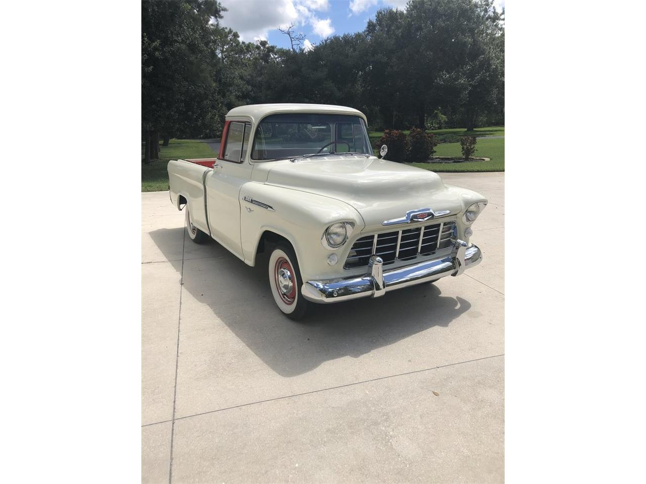 Large Picture of Classic '56 Chevrolet Cameo - OIO5